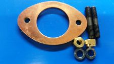 TS1/ RB COPPER GASKET WITH STUDS NUTS AND WASHERS